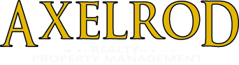 Axelrod Realty Property Management Logo